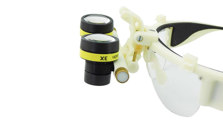 Lupas Binoculares Rebatibles KiboFlex - Kibovisión